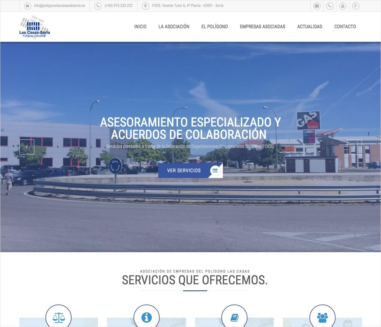 Inauguramos nuestra nueva página web
