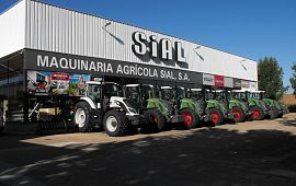 MAQUINARIA AGRICOLA SIAL S.A.